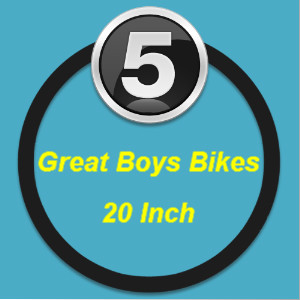 Boys Bikes 20 Inch