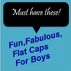 Flat Caps For Boys