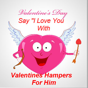 Valentines Hampers For Him