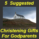 Christening Gifts For Godparents