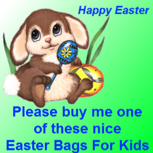 Easter Bags For Kids