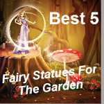 Fairy Statues For The Garden