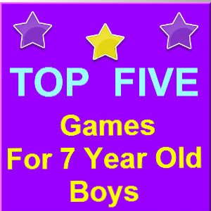 Games For 7 Year Old Boys