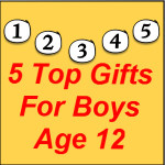 Gifts For Boys Age 12