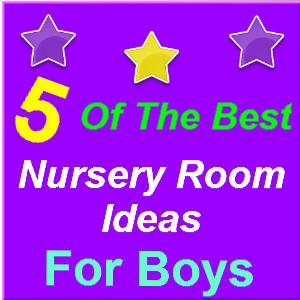Nursery Room Ideas For Boys