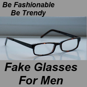 Fake Glasses For Men