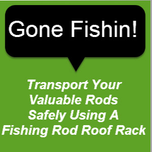 Fishing Rod Roof Rack