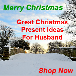 Christmas Present Ideas For Husband